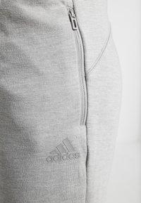 adidas Performance - Pantalones deportivos - solid grey/raw white - 5