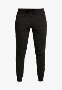 adidas Performance - Träningsbyxor - black/grey six - 4