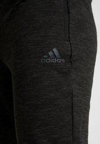adidas Performance - Träningsbyxor - black/grey six - 5