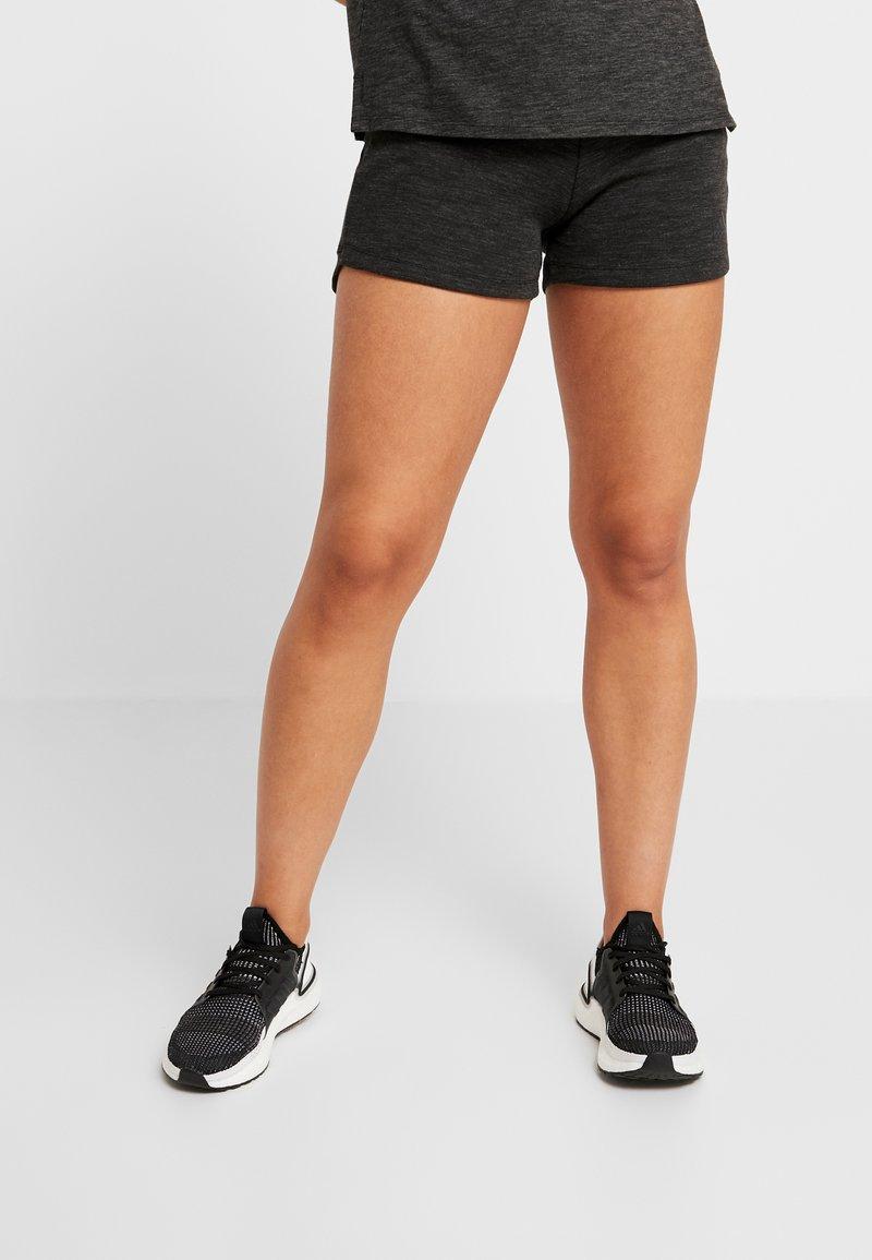 adidas Performance - Sports shorts - black/grey