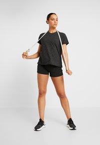 adidas Performance - Sports shorts - black/grey - 1
