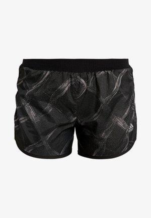 SHORT FENCE  - Sportovní kraťasy - grey/carbon/black