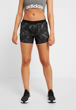 SHORT FENCE  - Sports shorts - grey/carbon/black