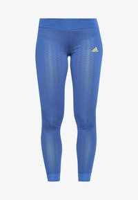 adidas Performance - OWN THE RUN - Leggings - tecind/shoyel - 3