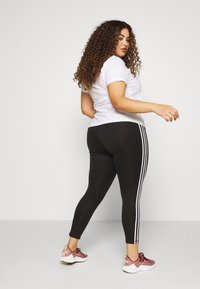 adidas Performance - Legging - black/white - 2
