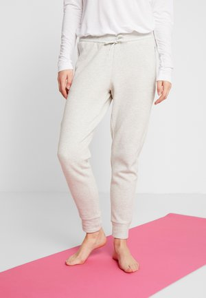 VER PANT - Tracksuit bottoms - light grey