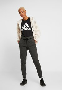 adidas Performance - VER PANT - Tracksuit bottoms - black - 1