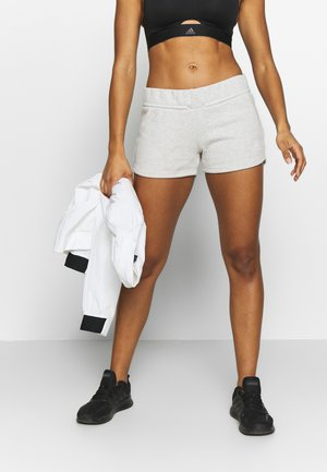 SHORT - Sports shorts - light grey