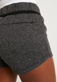 adidas Performance - SHORT - Sports shorts - black melange - 3