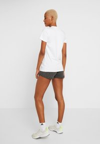 adidas Performance - SHORT - Sports shorts - black melange - 2