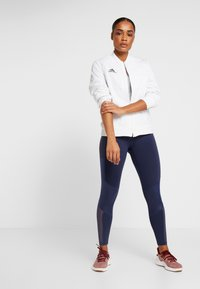 adidas Performance - SHINE - Tights - tech indigo - 1