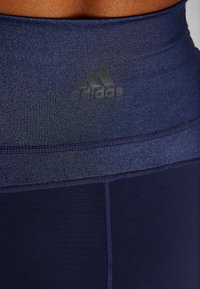 adidas Performance - SHINE - Tights - tech indigo - 6