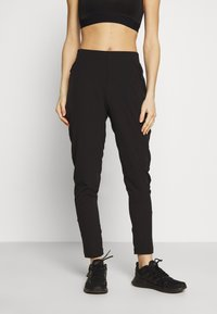 adidas Performance - PANT - Verryttelyhousut - black - 0