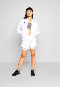 adidas Performance - SHORT - Sports shorts - white - 1