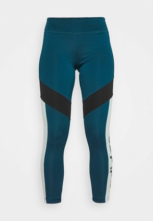 Tights - tech mint/black
