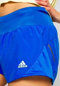 adidas Performance - RUN IT SHORT - Krótkie spodenki sportowe - blue - 4