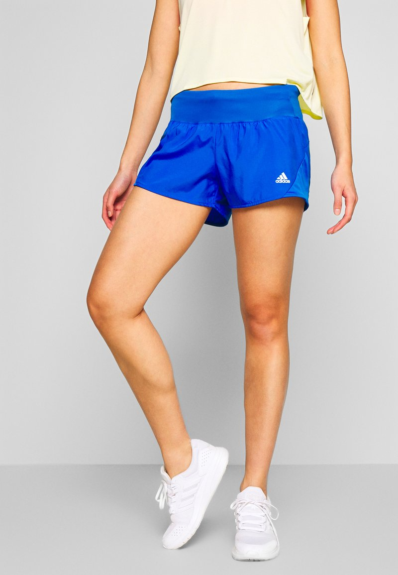 adidas Performance - RUN IT SHORT - Krótkie spodenki sportowe - blue