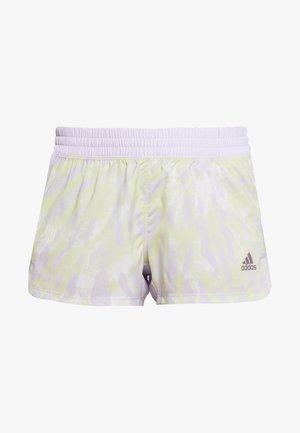 Pantalón corto de deporte - purple