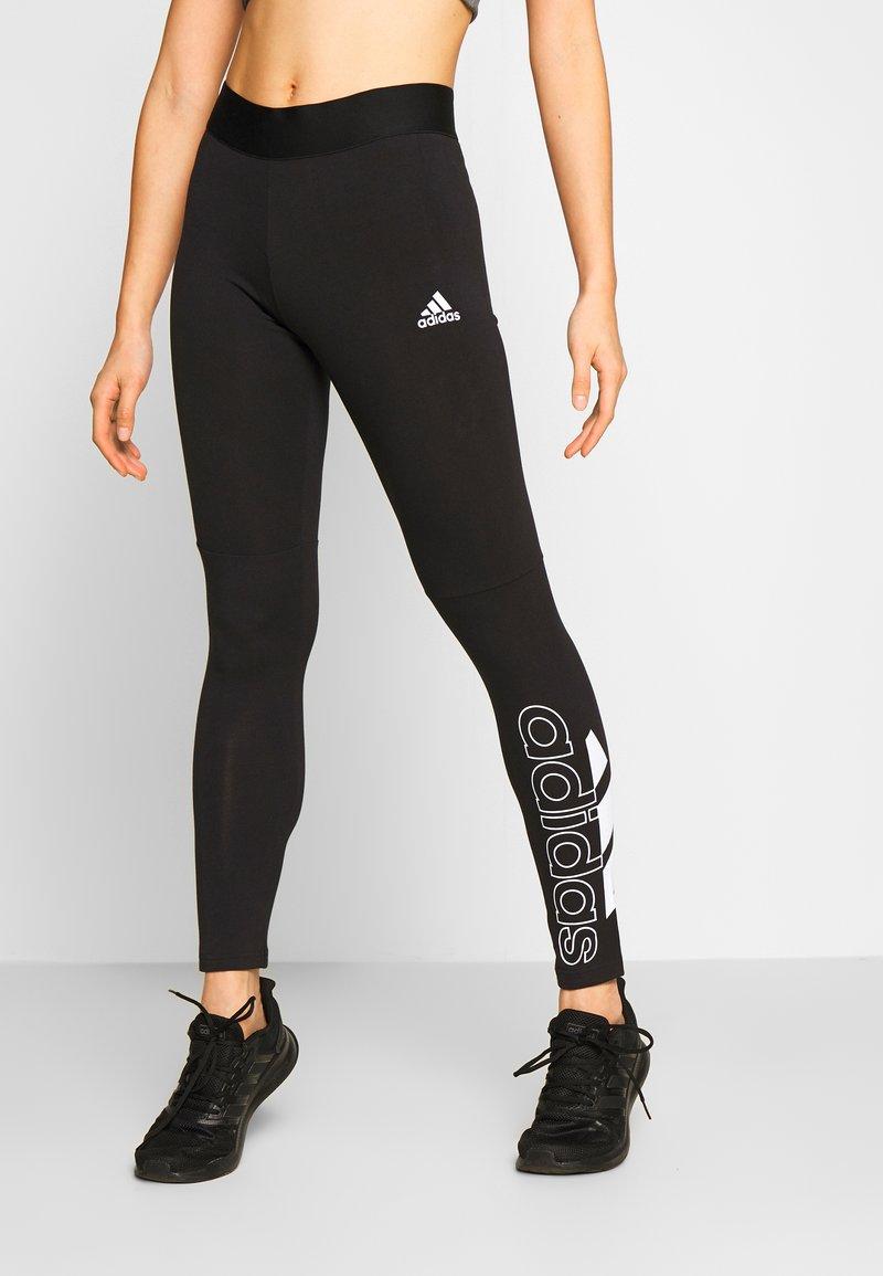adidas Performance - Tights - black