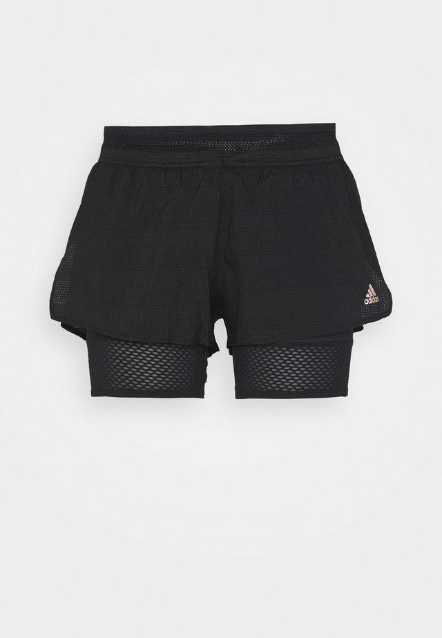 HEAT.RDY SHORT - Pantalón corto de deporte - black