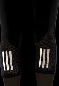 adidas Performance - OWN THE RUN 3/4 LEGGINGS - 3/4 sports trousers - black - 6