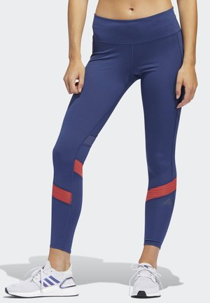 HOW WE DO  - Leggings - tech indigo
