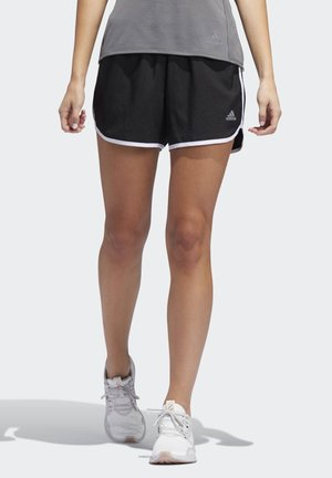 MARATHON 20 SHORTS - Sports shorts - black