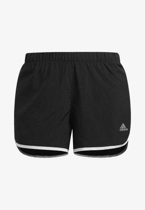 MARATHON 20 SHORTS - Pantaloncini sportivi - black