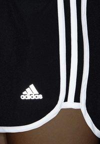 adidas Performance - MARATHON 20 SHORTS - Sports shorts - black - 6