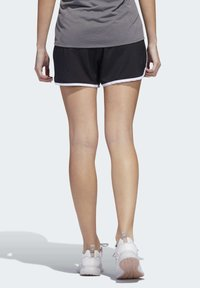 adidas Performance - MARATHON 20 SHORTS - Sports shorts - black - 1