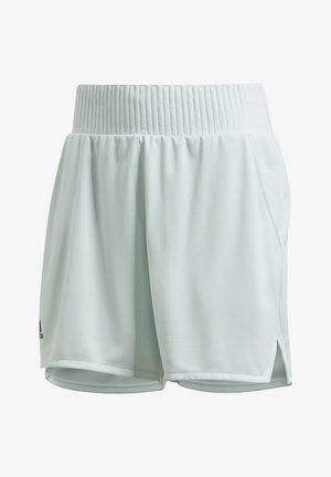 CLUB HI-RISE SHORTS - Shorts - dash green