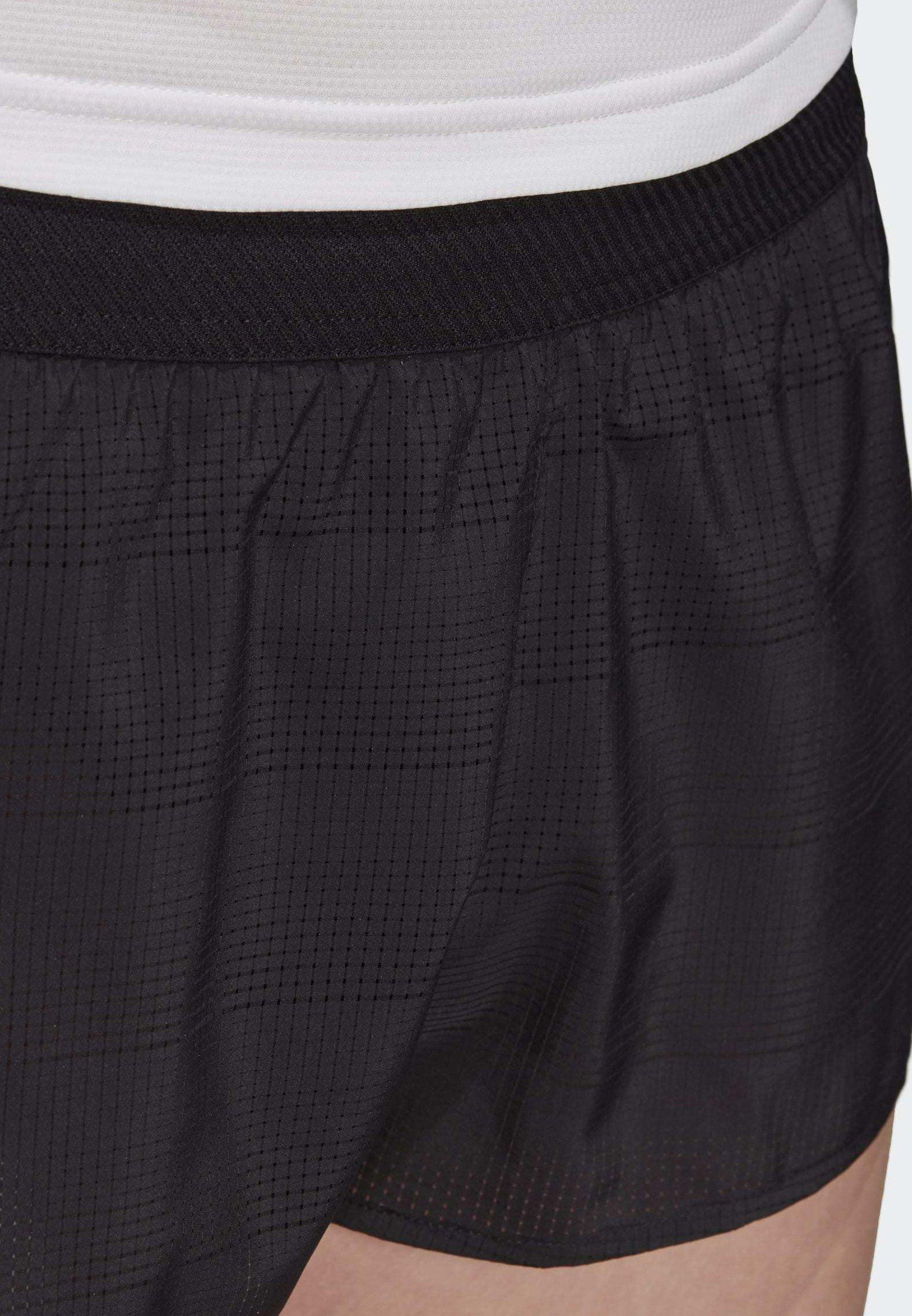 adidas Performance SPEED SPLIT SHORTS - Krótkie spodenki sportowe - black