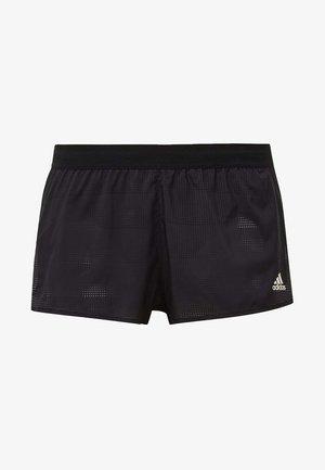 SPEED SPLIT SHORTS - Sports shorts - black