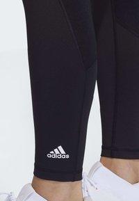 adidas Performance - Leggings - black - 6