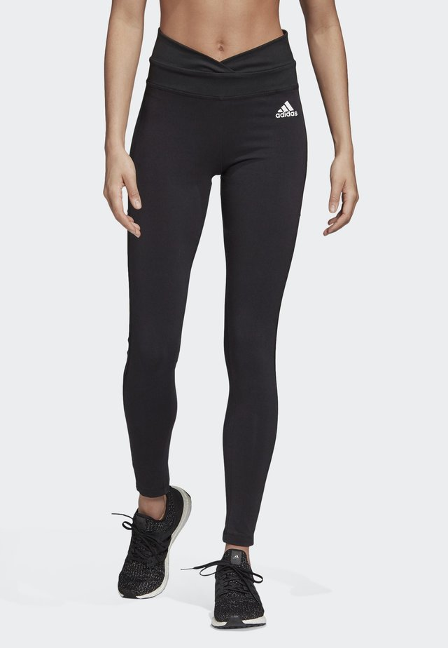 STYLE LEGGINGS - Tights - black