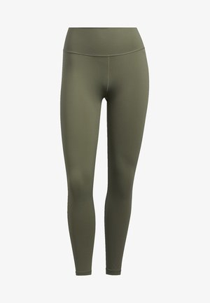 BELIEVE THIS 7/8 LEGGINGS - Legging - green