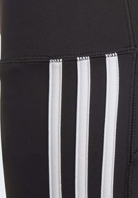 adidas Performance - BELIEVE THIS 3-STRIPES LEGGINGS - Collant - black - 2