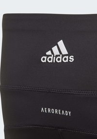adidas Performance - BELIEVE THIS 3-STRIPES LEGGINGS - Collant - black - 3
