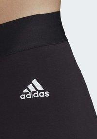 adidas Performance - Legginsy - black - 5