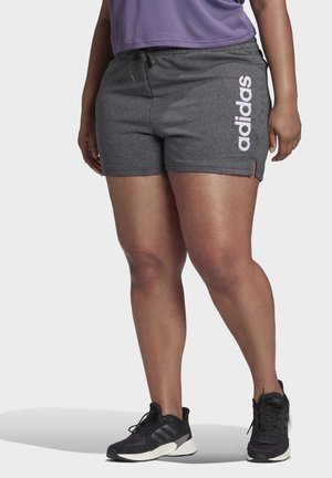 ESSENTIALS INCLUSIVE-SIZING SHORTS - Shorts - gray