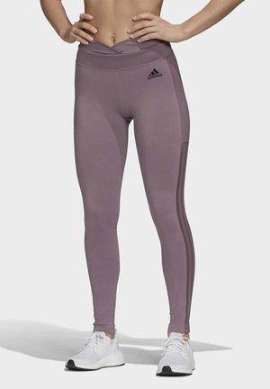 STYLE LEGGINGS - Tights - purple
