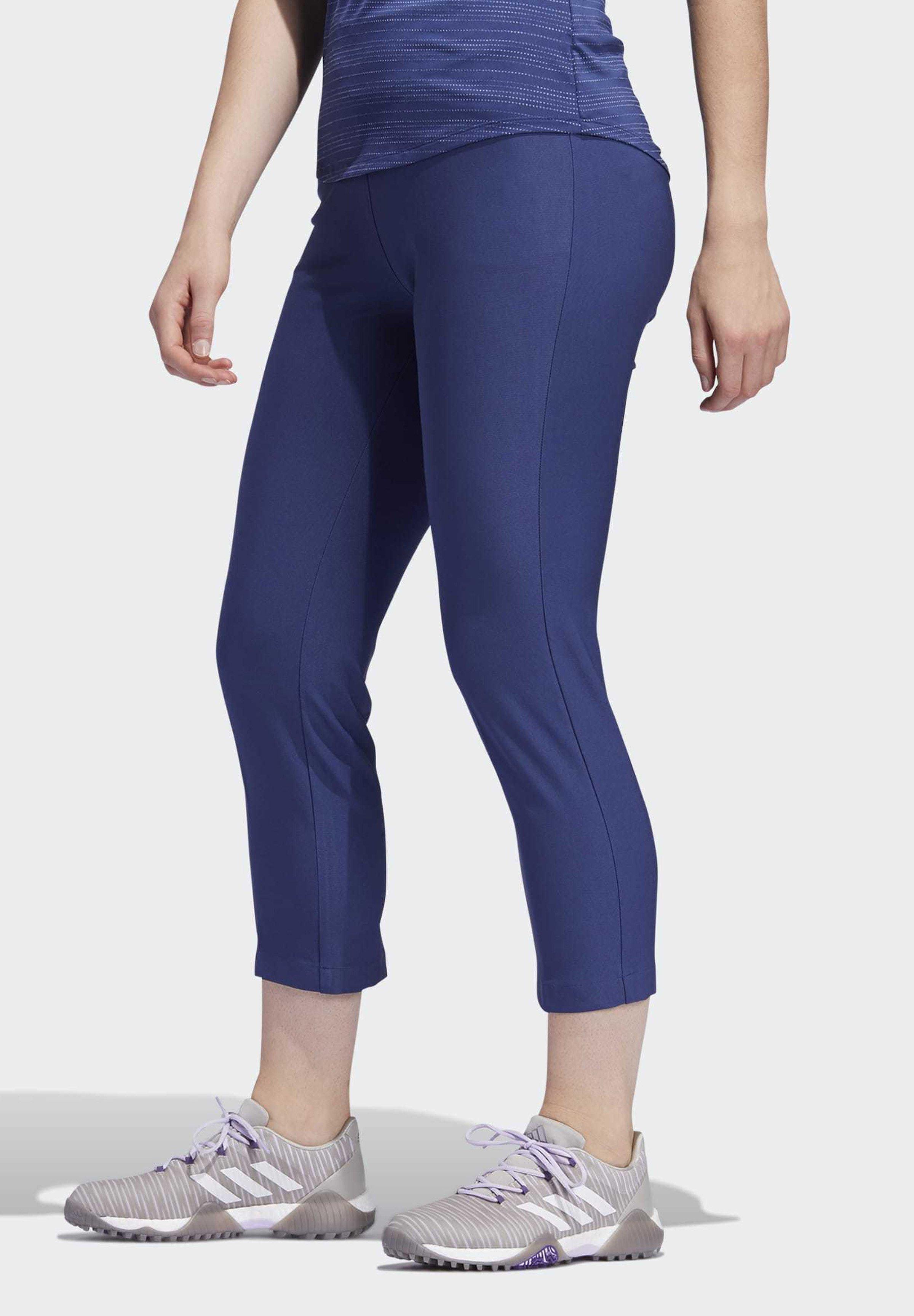Adidas Performance Ultimate365 Adistar Cropped Pants - Pantalon Classique Blue