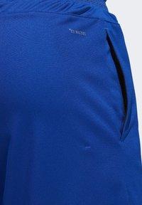 adidas Performance - CREATOR 365 SHORTS - Urheilushortsit - blue - 6
