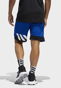 adidas Performance - CREATOR 365 SHORTS - Urheilushortsit - blue - 1