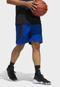 adidas Performance - CREATOR 365 SHORTS - Urheilushortsit - blue - 3
