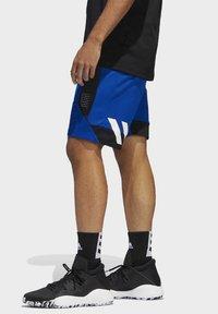 adidas Performance - CREATOR 365 SHORTS - Urheilushortsit - blue - 2