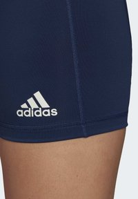 adidas Performance - ALPHASKIN VOLLEYBALL 4-INCH SHORT TIGHTS - kurze Sporthose - blue - 4