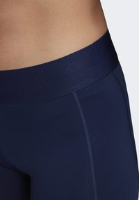 adidas Performance - ALPHASKIN VOLLEYBALL 4-INCH SHORT TIGHTS - kurze Sporthose - blue - 6