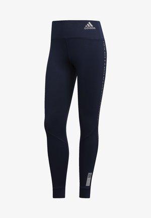 OWN THE RUN PRIMEBLUE LEGGINGS - Leggings - blue