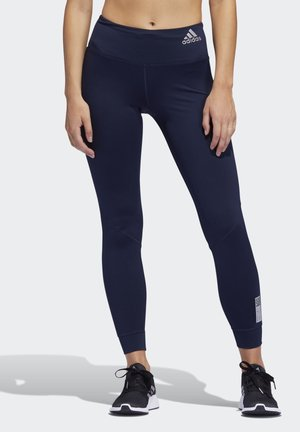 OWN THE RUN PRIMEBLUE LEGGINGS - Leggings - blue